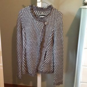 Anthro Angel of the North Wrap Cardigan Size S
